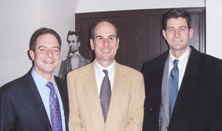 Reince and Abraham and Paul