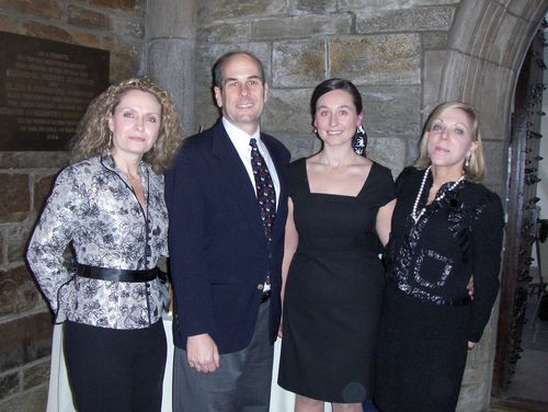 with Republican activists in Lower Merion, Pennsylvania