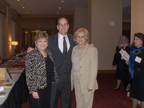 with former Chairs of the NRFW, Dianne Thompson and Shirley Sadler