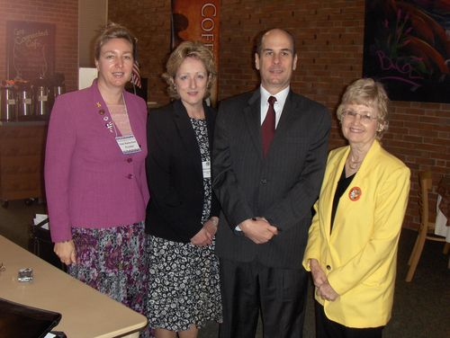 with the Severna Park (MD) Republican Women