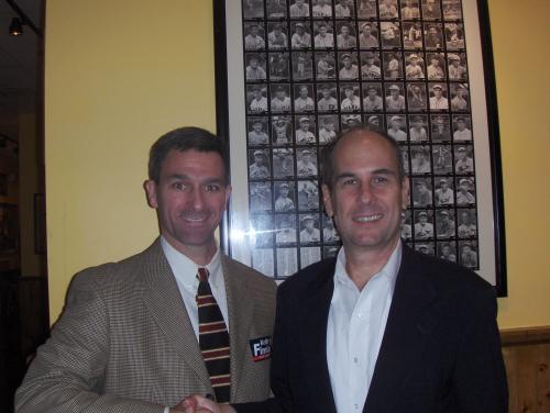 with Ken Cuccinelli, Attorney General of Virginia
